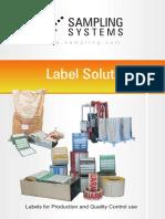 Adhesive Labels Range