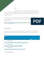 sap Master Data in Materials Management