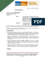 Informe Nº 070 Aprueba E.T. FREYRE