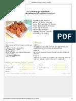 Receita Isca de Frango Crocante - Petitchef