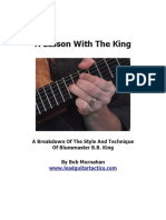 BB King Lesson 2