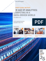 McKinsey - The Age of Analytics - Full Report
