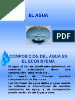 Clase 2 EL AGUA