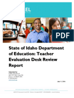 State of Idaho Department of Education