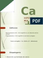 Hipercalcemia Final