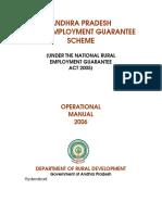 NREGA  Operational Guidelines