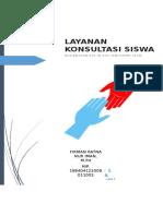 Cover Layanan Konsultasi Siswa