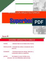 Aplicación Arquitectónica de Superboard