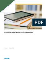 P1 Cloud Security Workshops