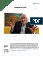 Ferreira Gullar, Do Poema Sujo Ao Poeta Límpido _ Cultura _ EL PAÍS Brasil
