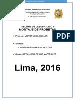 4 Informe Metalurgia de Los Materiales I