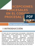 diplomado procesal civil- LAS-EXCEPCIONES-PROCESALES-GAVINO (1).pptx