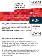 Sesion 11 - Intervencion Talento
