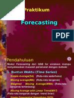 Prak Forecasting