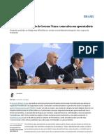 Reforma Da Previdência Do Governo Temer_ Como Afeta Sua Aposentadoria _ Brasil _ EL PAÍS Brasil