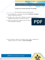 EVIDENCIA 2 Consolidación de La Consulta Sobre Tipos de Estrategias