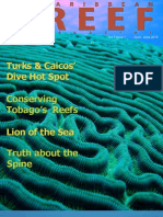 Caribbean REEF Magazine - Vol 1 Issue 1 (www.caribbeanreefmag.com)