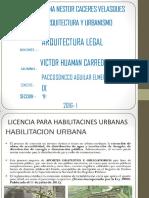 Licencia Para Habilitación Urbana_