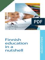 171176 finnish education in a nutshell