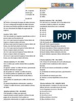 Questões da Fundação Carlos chagas - FCC - VOLUME 3
