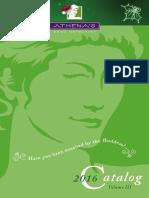 Athena Holiday Catalog i i i 2016