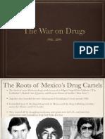 the war on drugs ppt 2 pdf