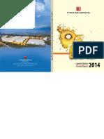 Tunas Baru Lampung Annual Report 2014 Indonesia Investments Company Profile