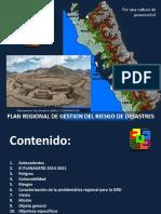 Plan Regional GRD 2016-2021