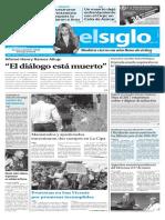 Edición Impresa Elsiglo 09-12-2016