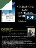 1 Neorosains Dan Kesehatan Spritual