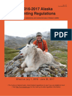 Alaska 2016 Hunting Regulations