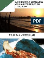 Trauma Vascular en Trujillo