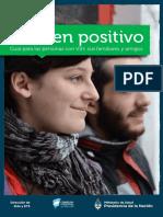 Guia Vivir en Positivo Personas Vih Familiares Amigos