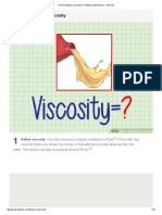 How to Measure Viscosity_ 10 Steps (With Pictures) - WikiHow