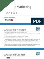 Plan de Marketing Digital- San Luis