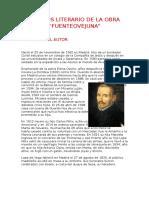 ANALISIS LITERARIO DE FUENTE OVEJUNA.docx
