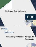 Redes I - Capítulo 3