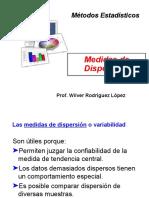 Medidas de Dispersion.