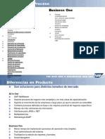 Diferencias BO SAP ECC
