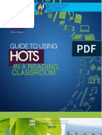 Guide to Using HOTS in a Reading Classroom