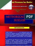 Geologia 7 Meteorizacion y Suelos