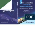 Libro Fundamentos Tecnicos Economicos Sector Electrico Peruano