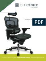 Catalogo de Muebles Oficina