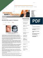 El Policía Que Capturó a 'Feliciano' _ Historias Nunca Contadas