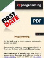 I Love Programming