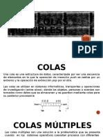 Colas Multiples 3