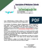 2007 Comunicato Stampa Corso Pascoli
