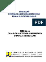 5. DASAR-DASAR TEKNIK&MANAJEMEN DRAINASE PERKOTAAN.pdf