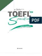 How to Master Skills TOEFL IBT - Speaking Intermediate (eBook)