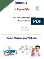 TIC M03 -  Criação de Páginas Web